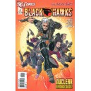 BLACKHAWKS N°4 DC RELAUNCH (NEW 52)
