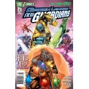 GREEN LANTERN: NEW GUARDIANS N°4 DC RELAUNCH (NEW 52)