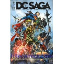 DC SAGA 17. JUSTICE LEAGUE. SUPERMAN. FLASH. JUSTICE LEAGUE DARK. NEUF.