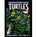 TEENAGE MUTANT NINJA TURTLES 50. TMNT. TREASURY EDITION.