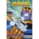 MARVEL UNIVERSE 7. SILVER SURFER. THANOS. NEUF.
