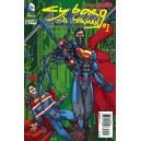 ACTION COMICS 23.1 CYBORG SUPERMAN. (NEW 52). FIRST PRINT.