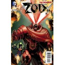 ACTION COMICS 23.2 ZOD. (NEW 52). FIRST PRINT.