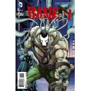 BATMAN 23.4 BANE. COVER 3D FIRST PRINT.