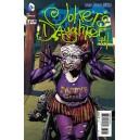 BATMAN THE DARK KNIGHT 23.4 - THE JOKER'S DAUGHTER. COVER 3D. FIRST PRINT.