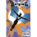 BATWING 24. DC RELAUNCH (NEW 52).