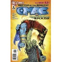 O.M.A.C. N°5 DC RELAUNCH (NEW 52)
