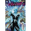 JUSTICE LEAGUE OF AMERICA 7-2 KILLER FROST. COVER 3D. FIRST PRINT.