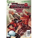 RED LANTERNS N°5 DC RELAUNCH (NEW 52)
