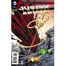 JUSTICE LEAGUE OF AMERICA 8. FOREVER EVIL. DC RELAUNCH (NEW 52)