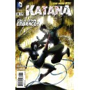KATANA 8. DC RELAUNCH (NEW 52)
