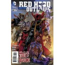 RED HOOD AND THE OUTLAWS 24. DC RELAUNCH (NEW 52).