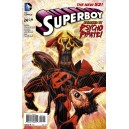 SUPERBOY 24. DC RELAUNCH (NEW 52)