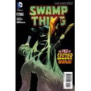 SWAMP THING 24. DC RELAUNCH (NEW 52)