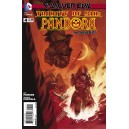 TRINITY OF SIN 4. PANDORA. DC RELAUNCH (NEW 52)