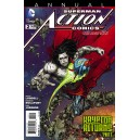 ACTION COMICS ANNUAL 2. DC RELAUNCH (NEW 52)