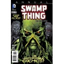 SWAMP THING ANNUAL 2. DC RELAUNCH (NEW 52)