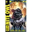 BEFORE WATCHMEN NITE OWL 3. MINT. DC COMICS.
