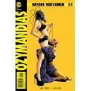 BEFORE WATCHMEN OZYMANDIAS 2. MINT. DC COMICS.