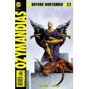BEFORE WATCHMEN OZYMANDIAS 4. MINT. DC COMICS.