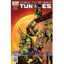 TEENAGE MUTANT NINJA TURTLES 3. COVER A. TMNT. FIRST PRINT.