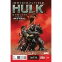 INDESTRUCTIBLE HULK SPECIAL 1. MARVEL NOW!