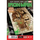 IRON MAN 17. MARVEL NOW! THE SECRET ORIGIN OF TONY STARK.