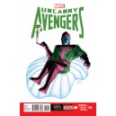 UNCANNY AVENGERS 12. MARVEL NOW!