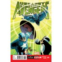 UNCANNY AVENGERS 13. MARVEL NOW! MINT.