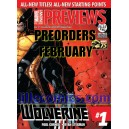 PREVIEWS MARVEL 17. LILLE COMICS PREORDERS. FEBRUARY 2014.
