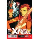 UNCANNY X-FORCE 12. MARVEL NOW!