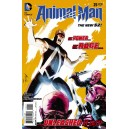 ANIMAL MAN 25. DC RELAUNCH (NEW 52)