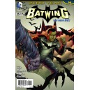 BATWING 25. DC RELAUNCH (NEW 52).