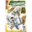 GREEN LANTERN NEW GUARDIANS 25. DC RELAUNCH (NEW 52).