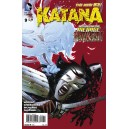 KATANA 9. DC RELAUNCH (NEW 52)
