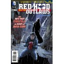RED HOOD AND THE OUTLAWS 25. DC RELAUNCH (NEW 52).