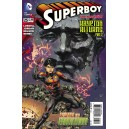 SUPERBOY 25. DC RELAUNCH (NEW 52)