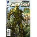 SWAMP THING 25. DC RELAUNCH (NEW 52)