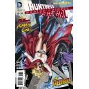 WORLDS' FINEST 17. HUNTRESS. POWER GIRL. DC RELAUNCH (NEW 52)