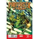 FANTASTIC FOUR 14. MARVEL NOW!