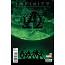 NEW AVENGERS 11. MARVEL NOW!