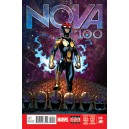 NOVA 10. NOVA 100TH. MARVEL NOW!