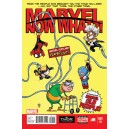 MARVEL NOW WHAT?! 1. MARVEL.