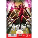 UNCANNY AVENGERS 14. MARVEL NOW! MINT.