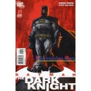 BATMAN THE DARK KNIGHT 1. SECOND PRINT. DC COMICS.