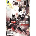 BATMAN BEYOND UNLIMITED 7. DC COMICS.
