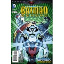 BATMAN BEYOND UNLIMITED 16. DC COMICS.
