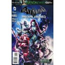 BATMAN ARKHAM UNHINGED 7. DC COMICS.