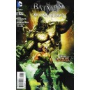 BATMAN ARKHAM UNHINGED 8. DC COMICS.