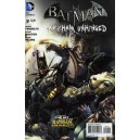 BATMAN ARKHAM UNHINGED 9. DC COMICS.